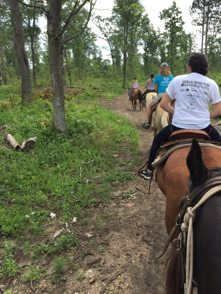 Outback Trail Rides: 12210 Pillsbury Forest Rd SW, Pillager, MN