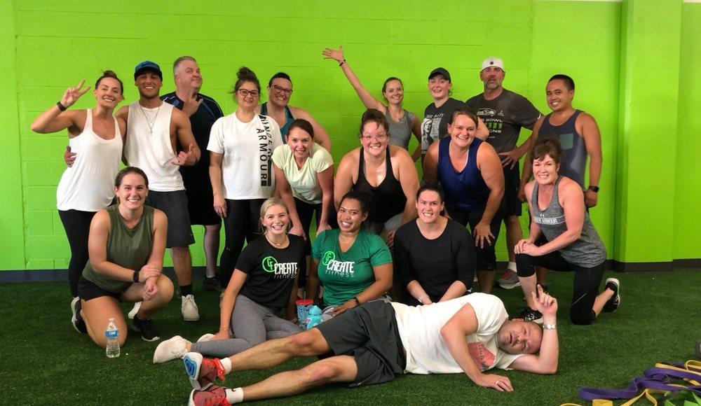 Photo of Create Fitness: Kent, WA