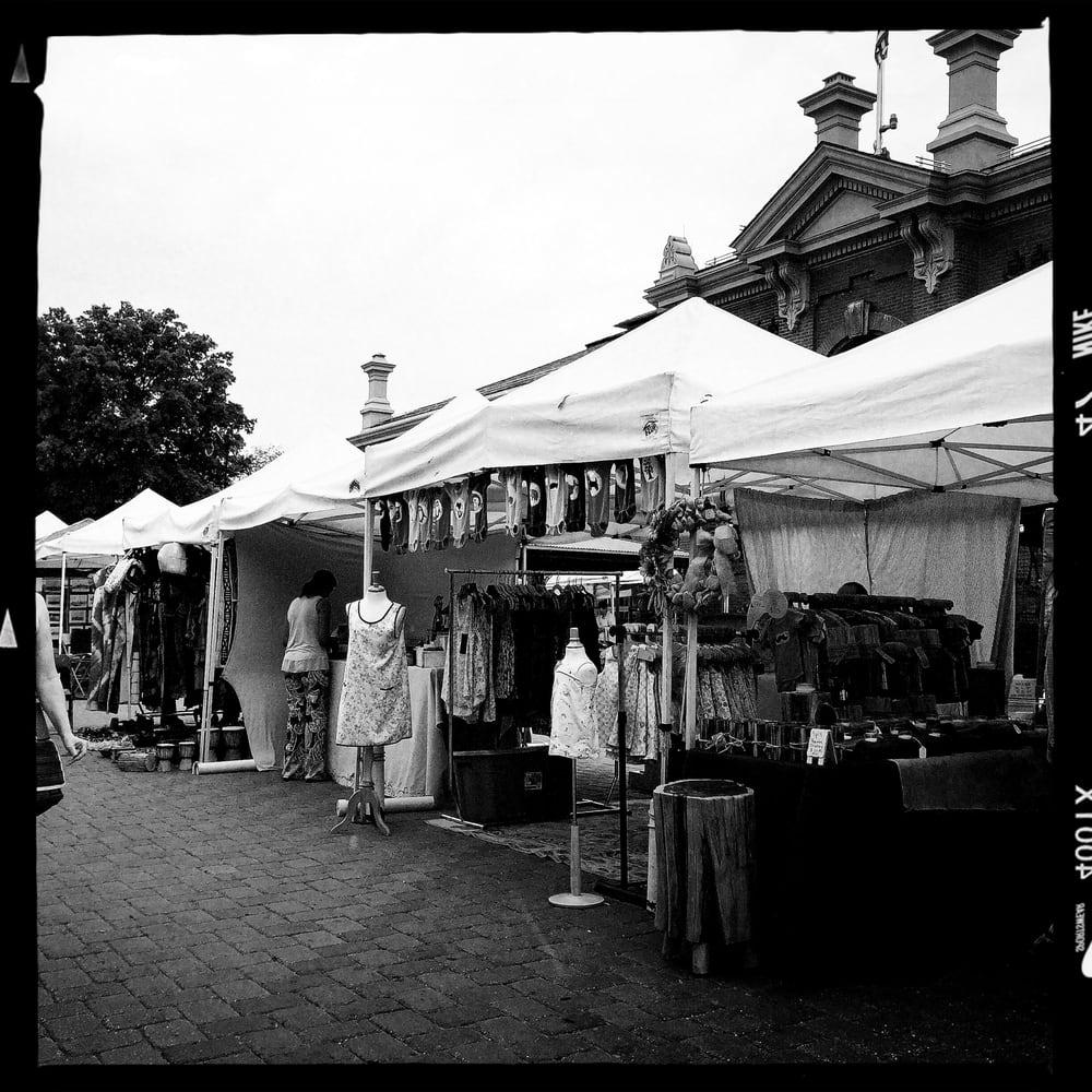 The Flea Market at Eastern Market