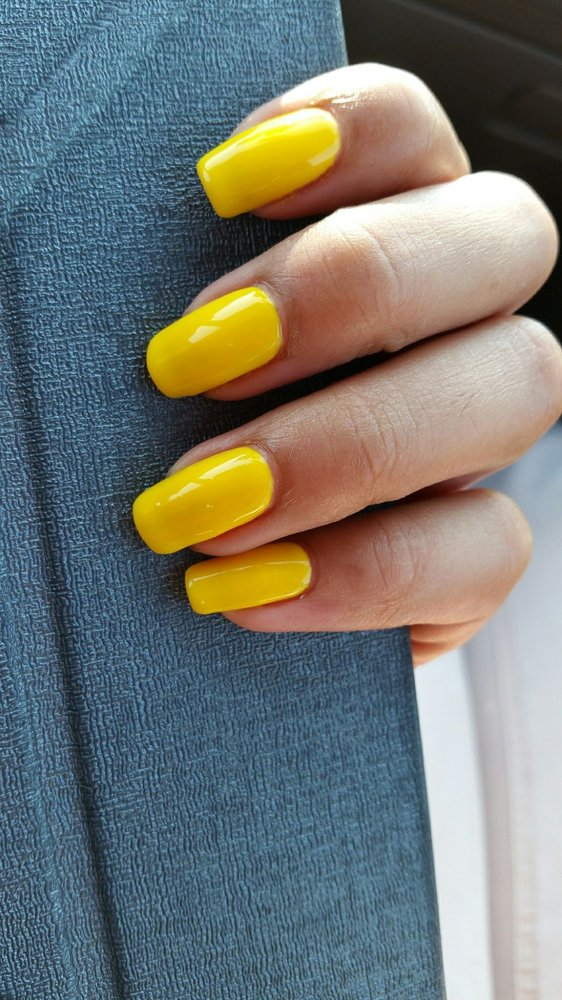 Photo Of Laqueen Nail Spa San Jose Ca United States 25 Yellow