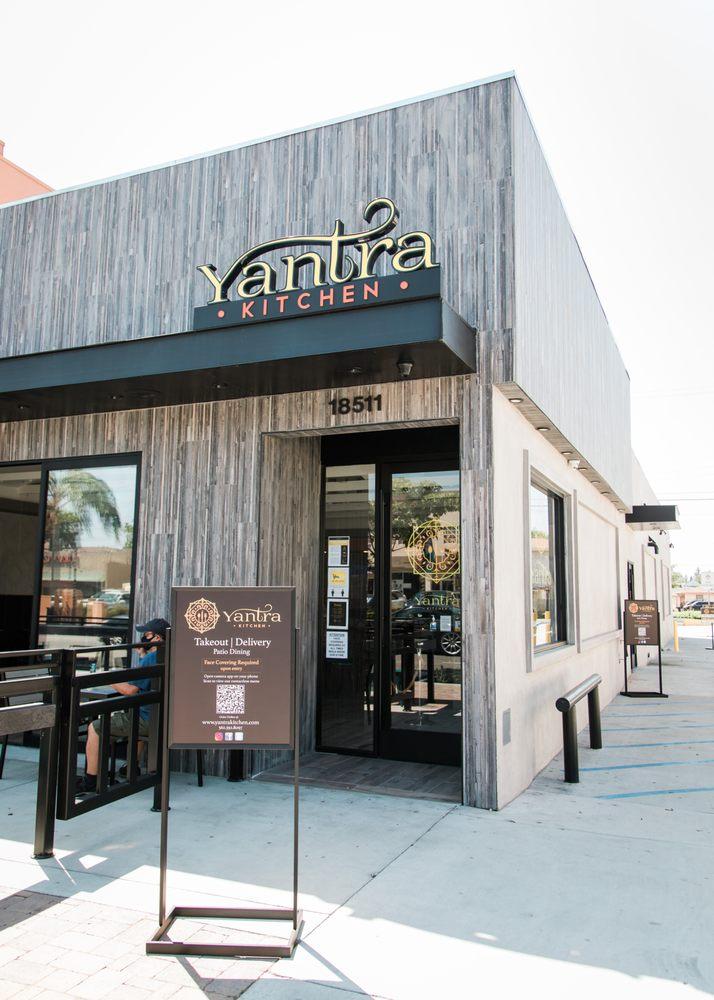 Yantra Kitchen: 18511 Pioneer Blvd, Artesia, CA