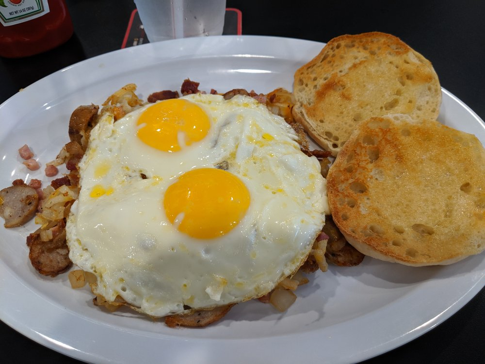 Three Aces Diner: 2314 Hassell Rd, Hoffman Estates, IL