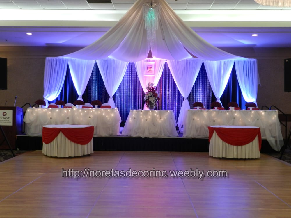 Beautiful Backdrop Wedding Decoration Calgary Wedding Hall