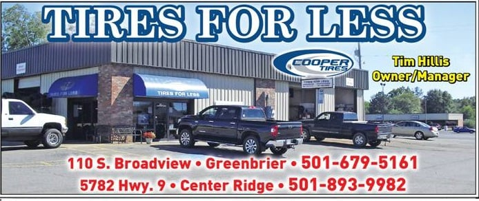Tire For Less >> Tires For Less Greenbrier 110 S Broadview St Greenbrier