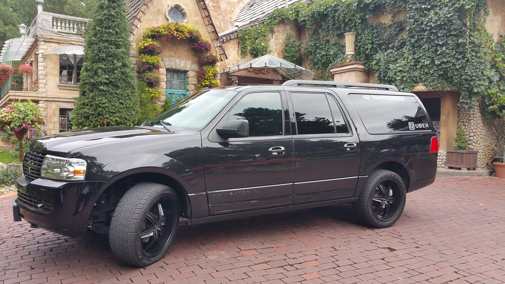 Our Blacked Out Lincoln Navigator L Yelp