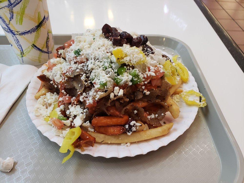 Food from King Kebab