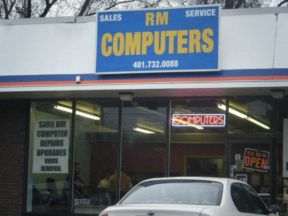 r m computers closed it services computer laptop repair 2912 warwick ave warwick ri. Black Bedroom Furniture Sets. Home Design Ideas