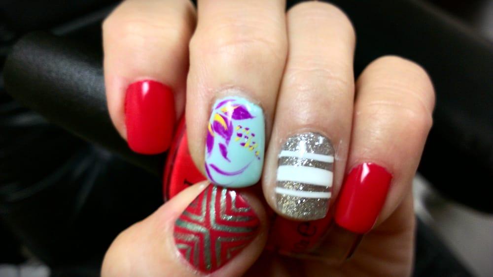 Forte' Salon Nails: 5731 Seminole Blvd, Seminole, FL