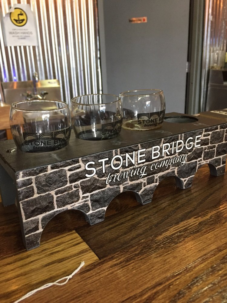 Stone Bridge Brewing Company: 104 Franklin St, Johnstown, PA
