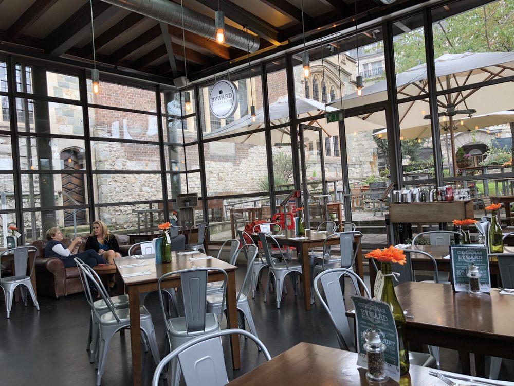 Byward Kitchen And Bar