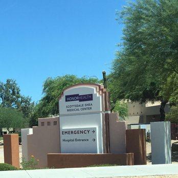HonorHealth Scottsdale Shea Medical Center - 45 Photos ...