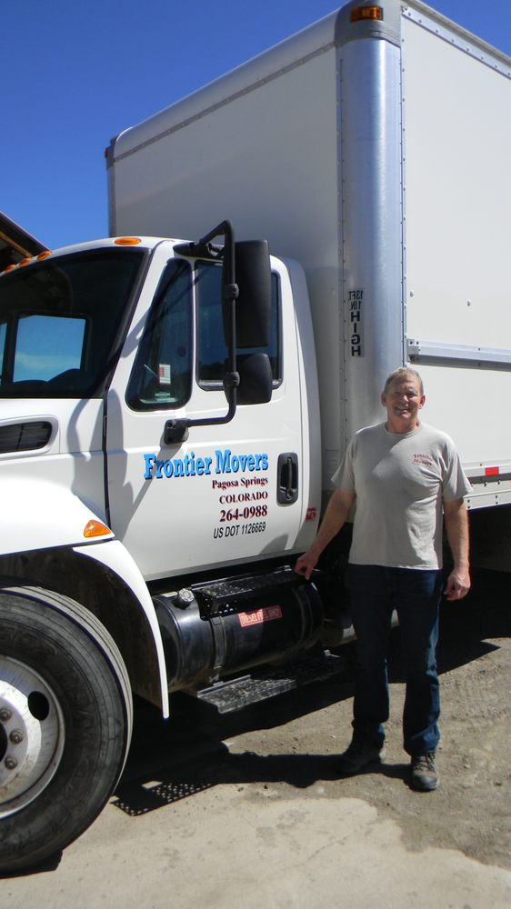 Frontier Movers: Pagosa Springs, CO