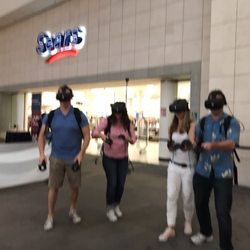 Adult virtual world