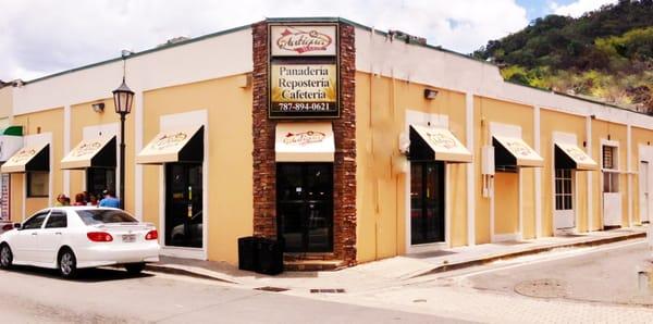 La Antigua Bakery Bakeries Calle Dr Cueto 54 Utuado Puerto