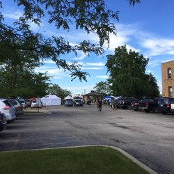 Photo Of Highwood S Evening Market Il United States View From Back
