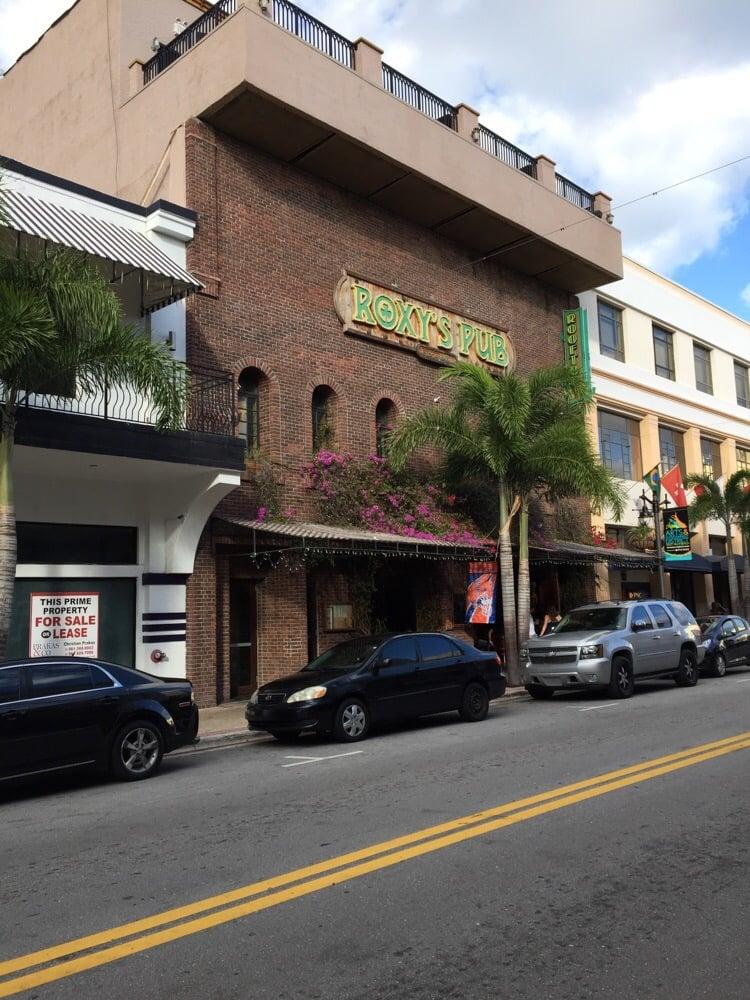 Roxy S Pub West Palm Beach Fl