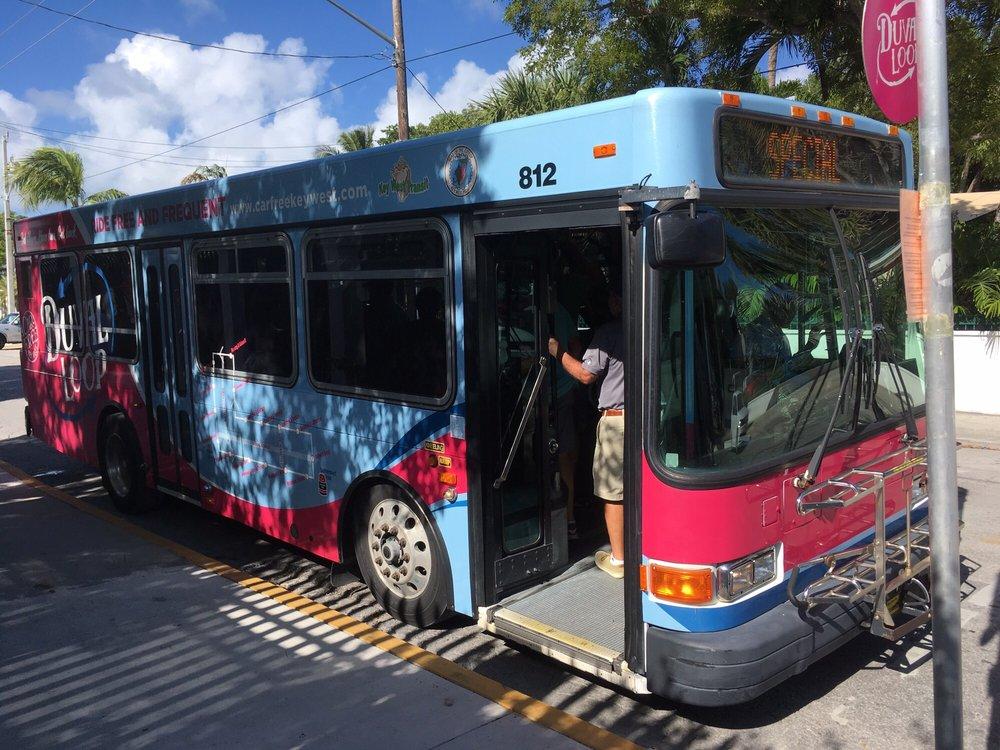 Duval Loop: Key West, FL