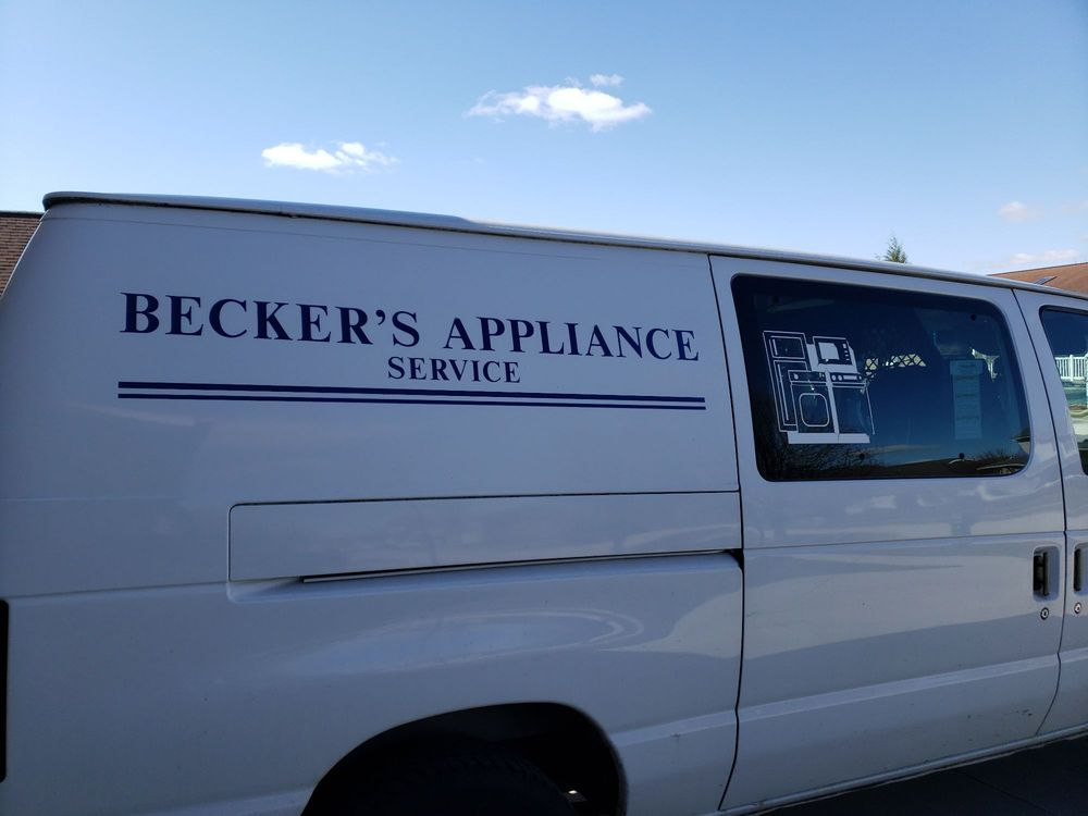 Becker's Appliance: 211 Panther Dr, Hanover, PA