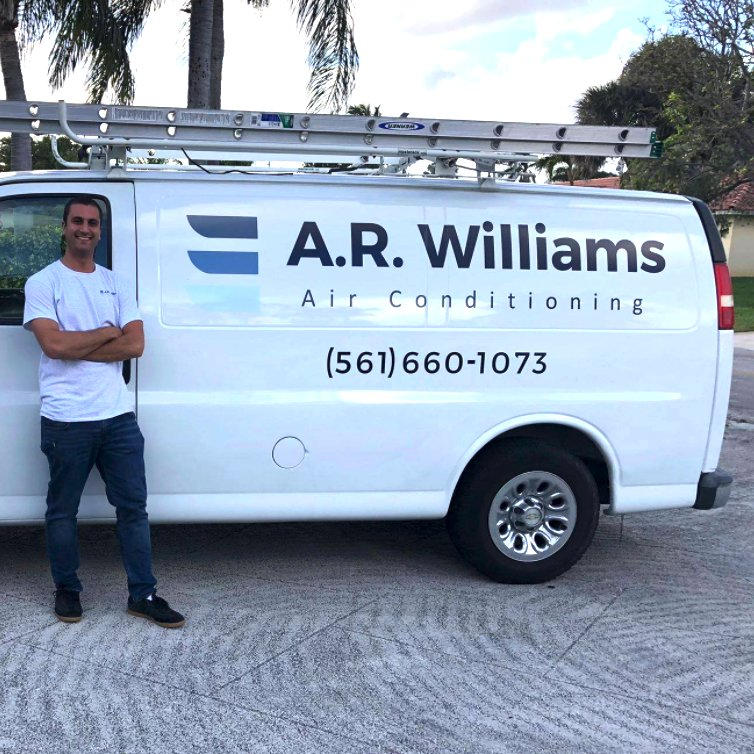 A.R. Williams Air Conditioning: 3599 23rd Ave S, West Palm Beach, FL
