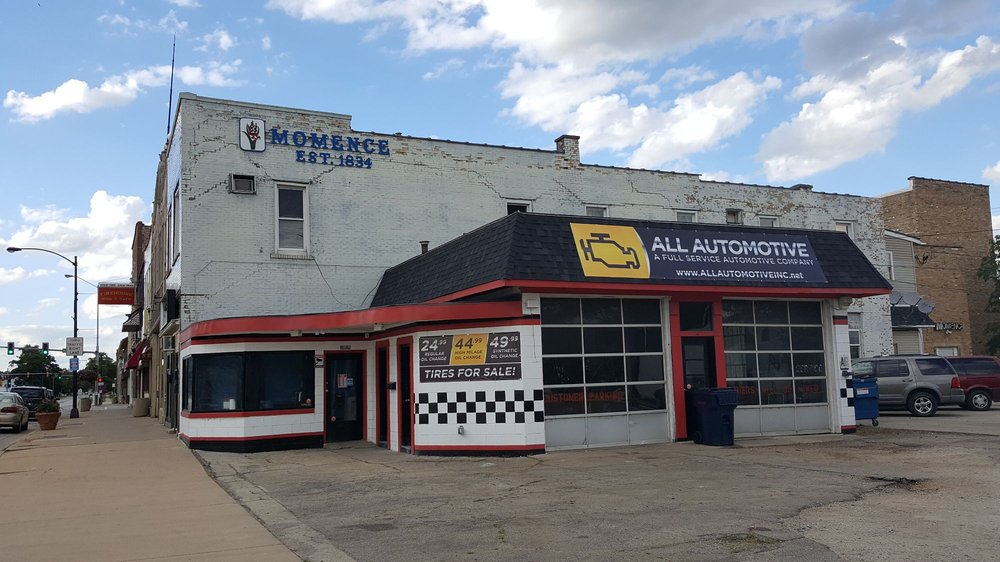 All Automotive Of Momence: 6 N Dixie Hwy, Momence, IL