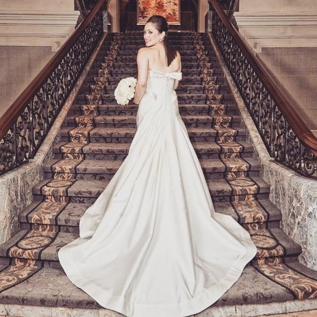 Impeccably Wed Bridal - Chicago, IL, United States. Carolina Herrera