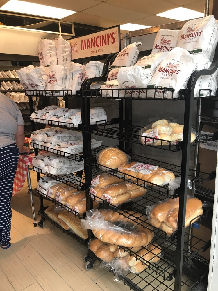 Mancini's Bakery: 601 Woodward Ave, Mckees Rocks, PA
