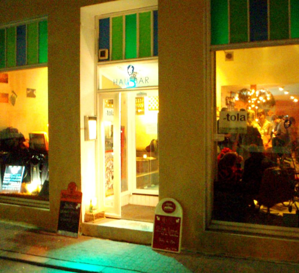 Hausbar - Bar - Eingang Rotehahnstraße, Lüneburg, Niedersachsen ...