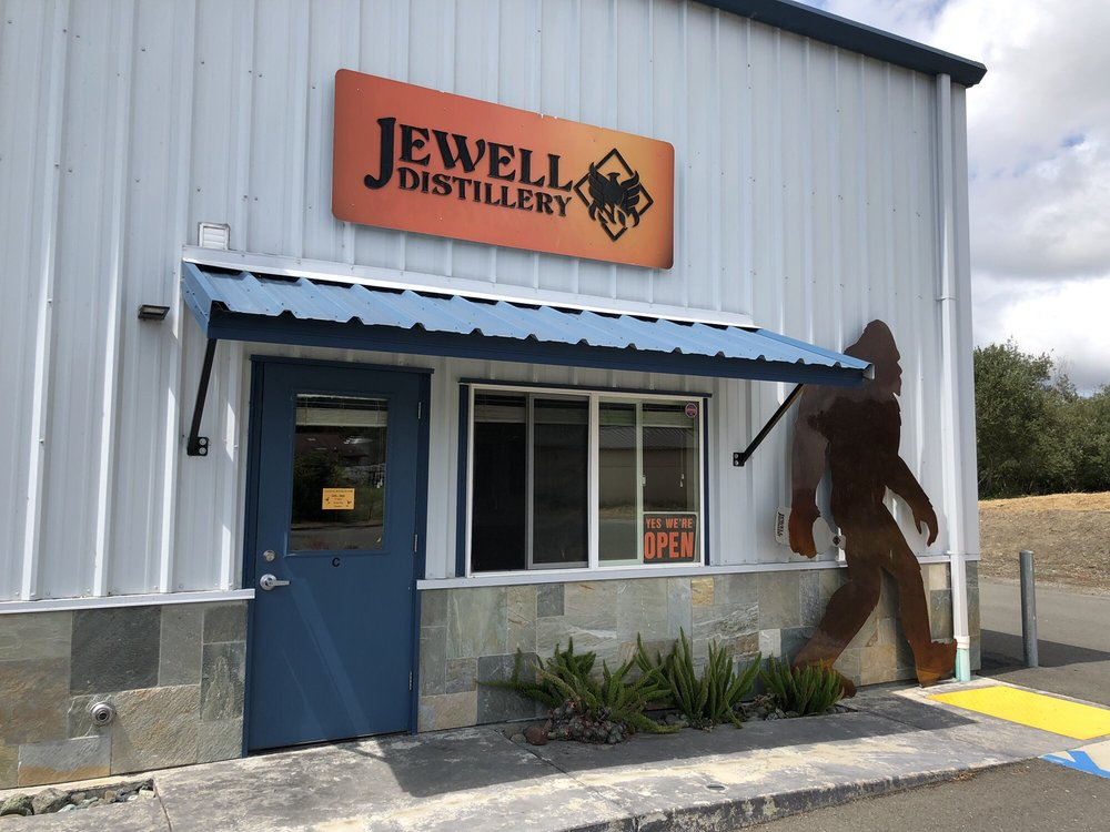 Jewell Distillery: 120 Monda Way, Blue Lake, CA