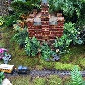 New york botanical garden holiday train show 287 photos - New york botanical garden promo code ...