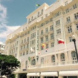 Photo Of Copacabana Palace Rio De Janeiro Rj Brazil Beautiful Inside And
