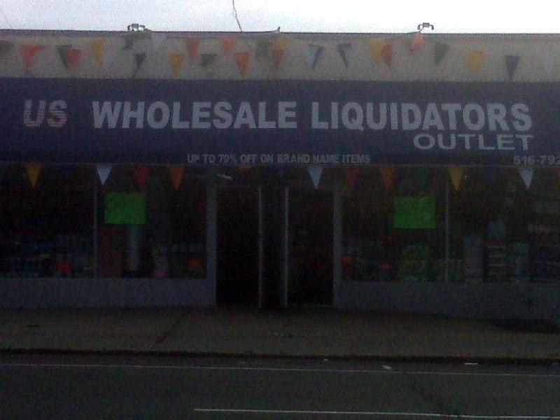 US Wholesale Liquidators Outlet - Discount Store - 361 N