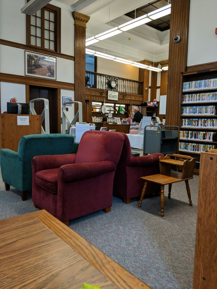 Bryant Branch Library: 22100 Michigan Ave, Dearborn, MI