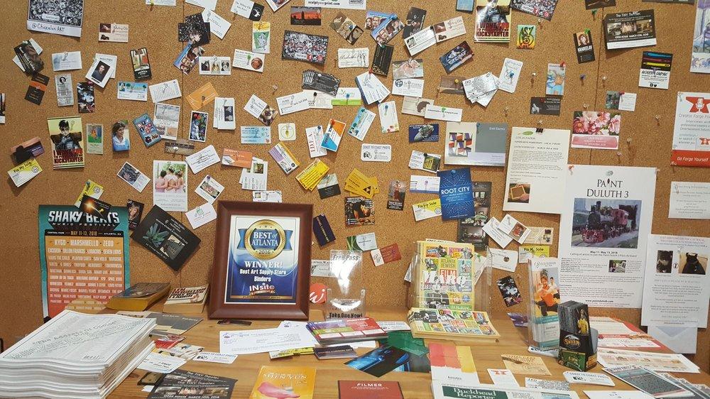 Binders Art Supplies and Frames - 34 Photos & 43 Reviews - Framing ...