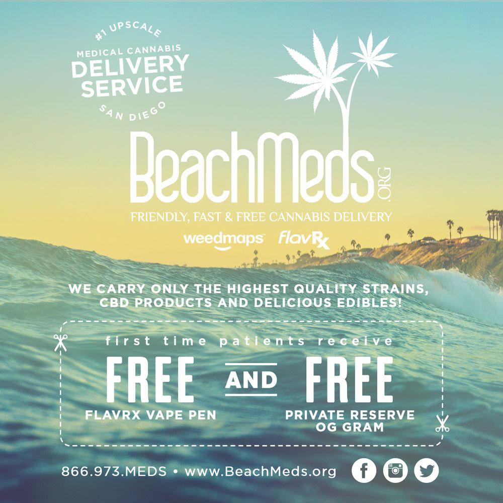 Beach Meds: La Jolla, CA
