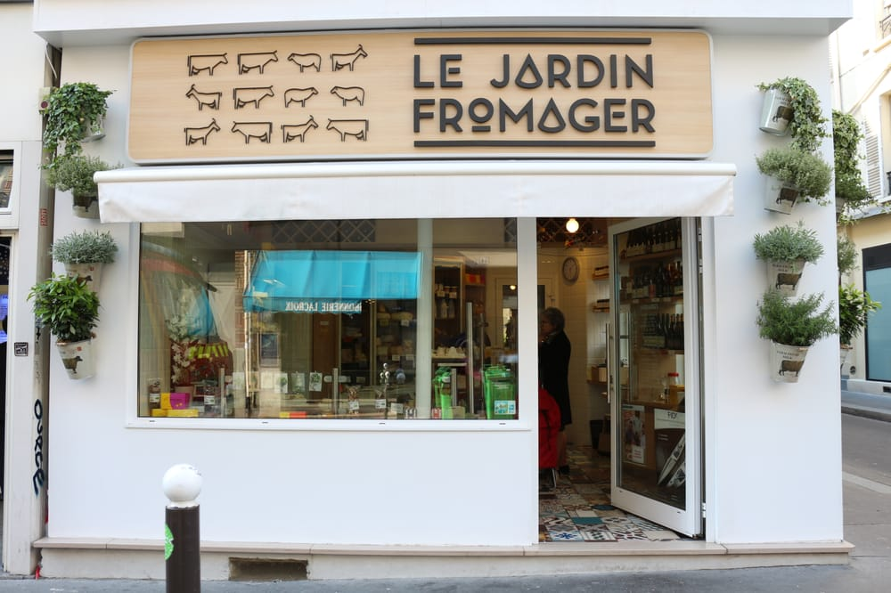 Le jardin fromager yelp for Le jardin fromager
