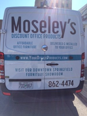 Elegant Photo Of Moseleyu0027s Discount Office Products   Springfield, MO, United States