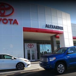 Toyota Dealers In Az >> Alexander Toyota 32 Photos 37 Reviews Car Dealers