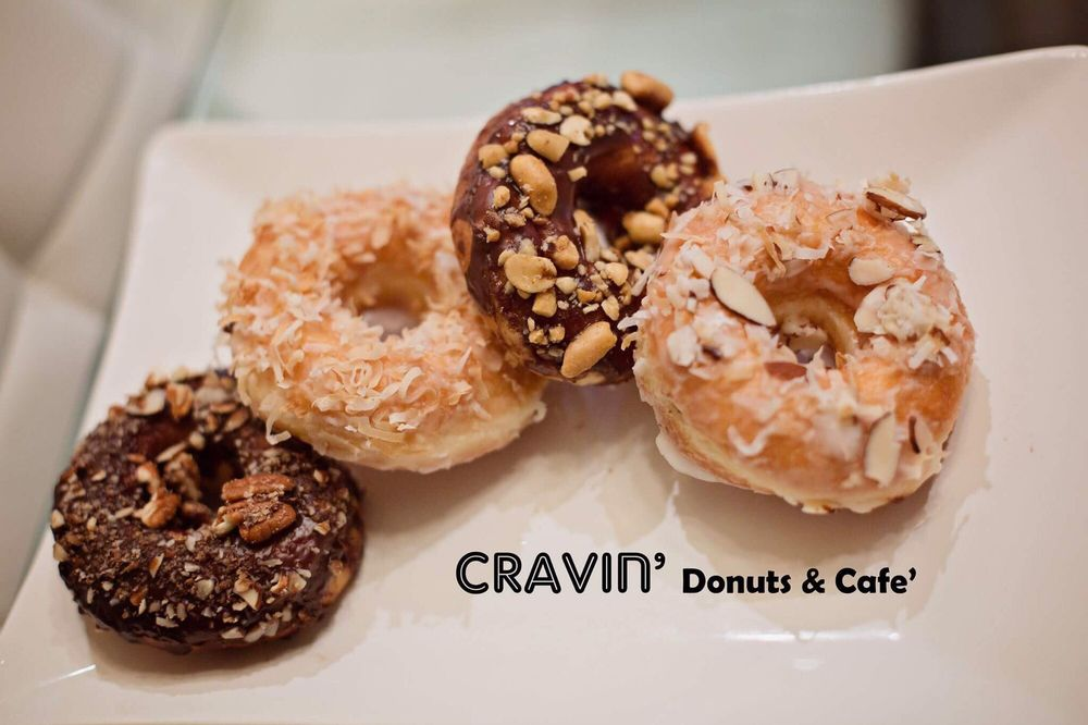 Cravin' Donuts & Cafe: 7801 Airline Dr, Metairie, LA