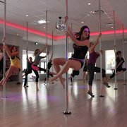Pole Dance - Classes - Flirty Girl Fitness - Chicago