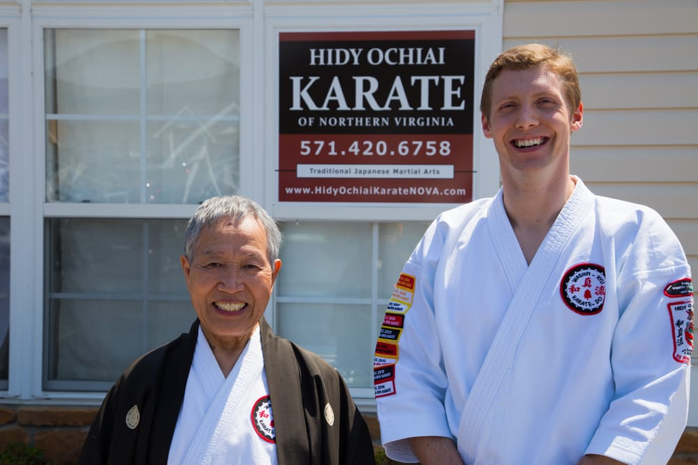 Hidy Ochiai Karate - Northern Virginia: 21140 Ashburn Crossing Dr, Ashburn, VA