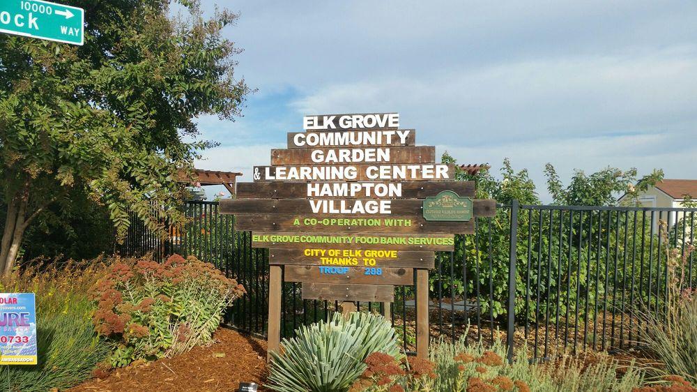 Elk Grove Community Garden - 11 Photos - Community Gardens