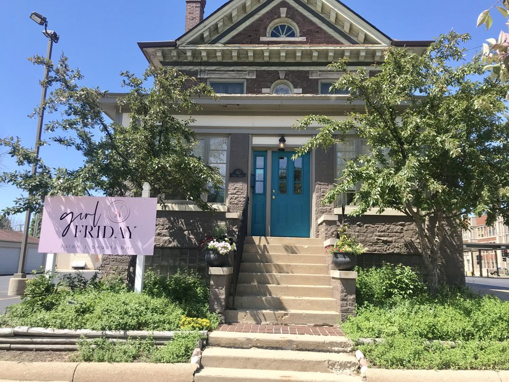 Girl Friday: 412 E Front St, Bloomington, IL