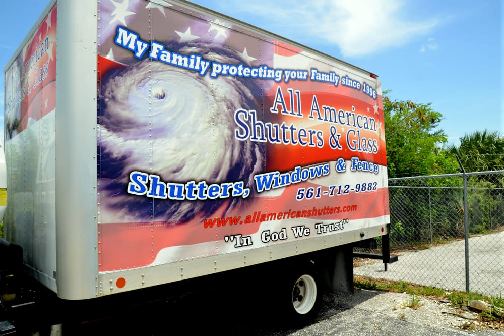 Photo Of All American Shutters West Palm Beach Fl United States