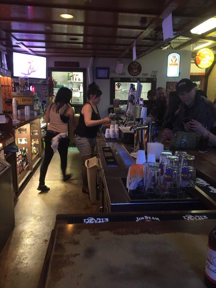 Knucklehead Tavern: 2627 Delta Dr, Colorado Springs, CO