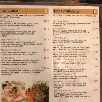 Superior Photo Of Thai House Restaurant   Mesa, AZ, United States
