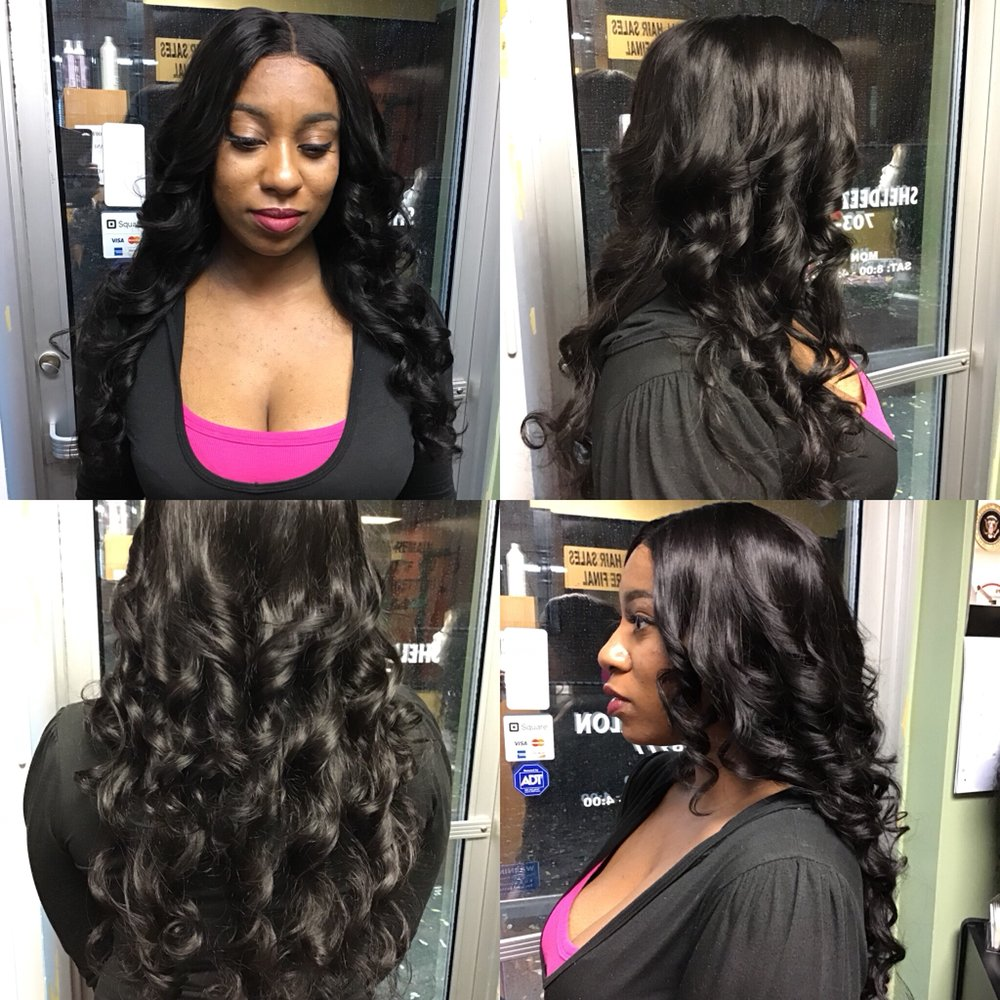 Sheldeez Beauty Salon: 1110 Elden St, Herndon, VA