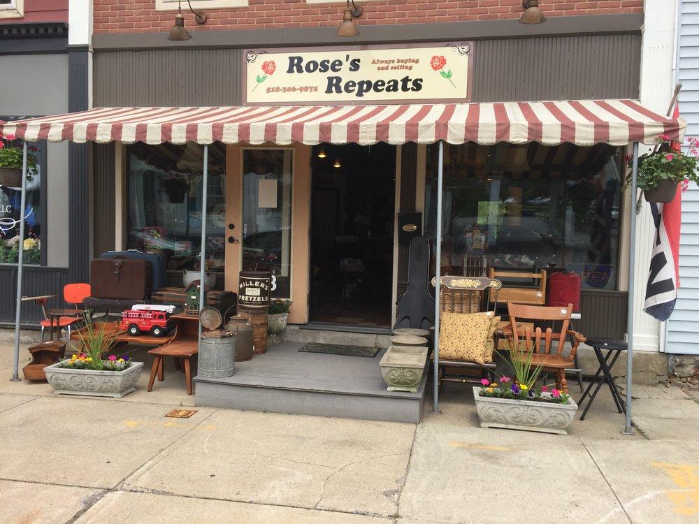 Rose's Repeats: 88 Front St, Ballston Spa, NY