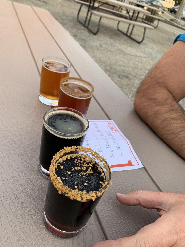 Ignite Brewing Company: 600 W Tuscarawas Ave, Barberton, OH