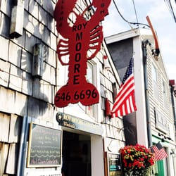 Photo Of Roy Moore Lobster Rockport Ma United States