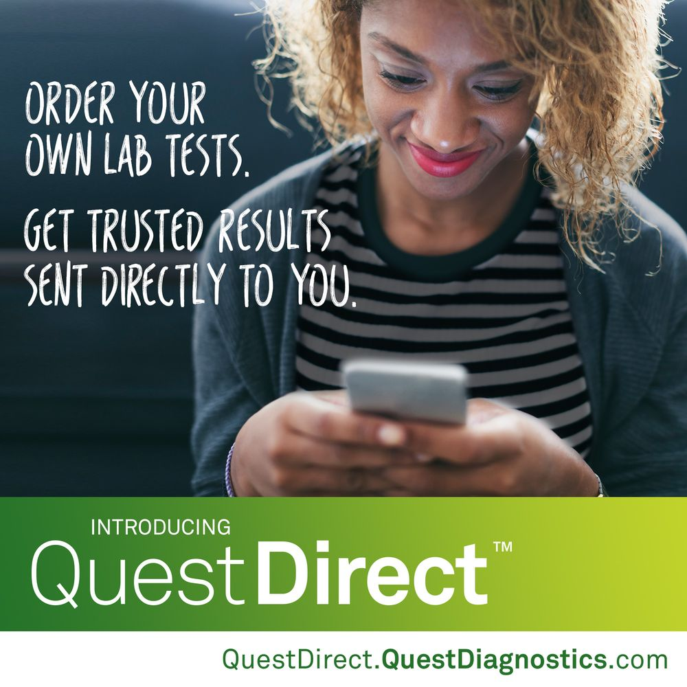 Quest Diagnostics: 1241 East Hillsdale Blvd, Foster City, CA